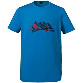 Schöffel Barcelona2 - T-shirt manches courtes Homme - bleu